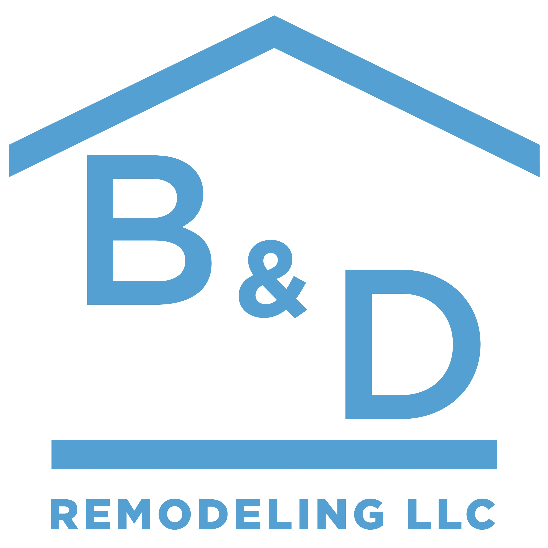 B & D Remodeling LLC logo