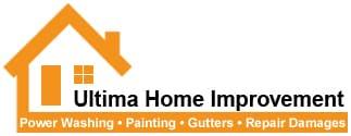 Ultima Home Improvement logo