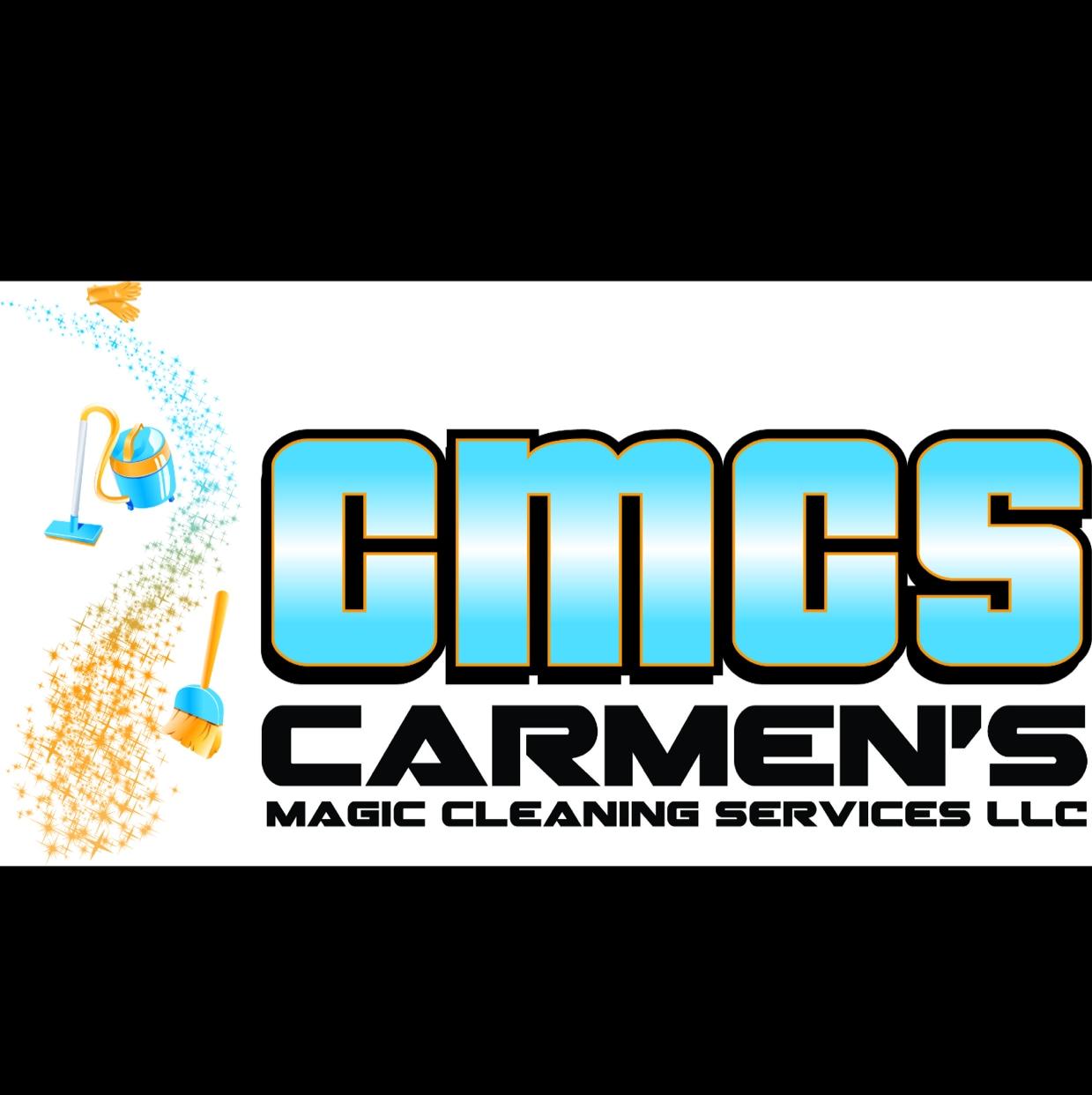 Carmen's Magic Cleaning Services LLC logo