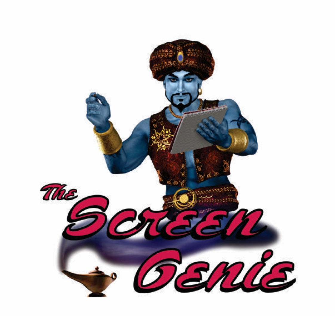 The Screen Genie logo