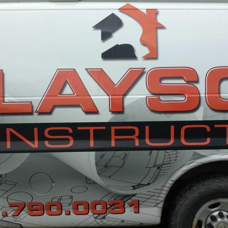 CLAYSON CONSTRUCTION logo