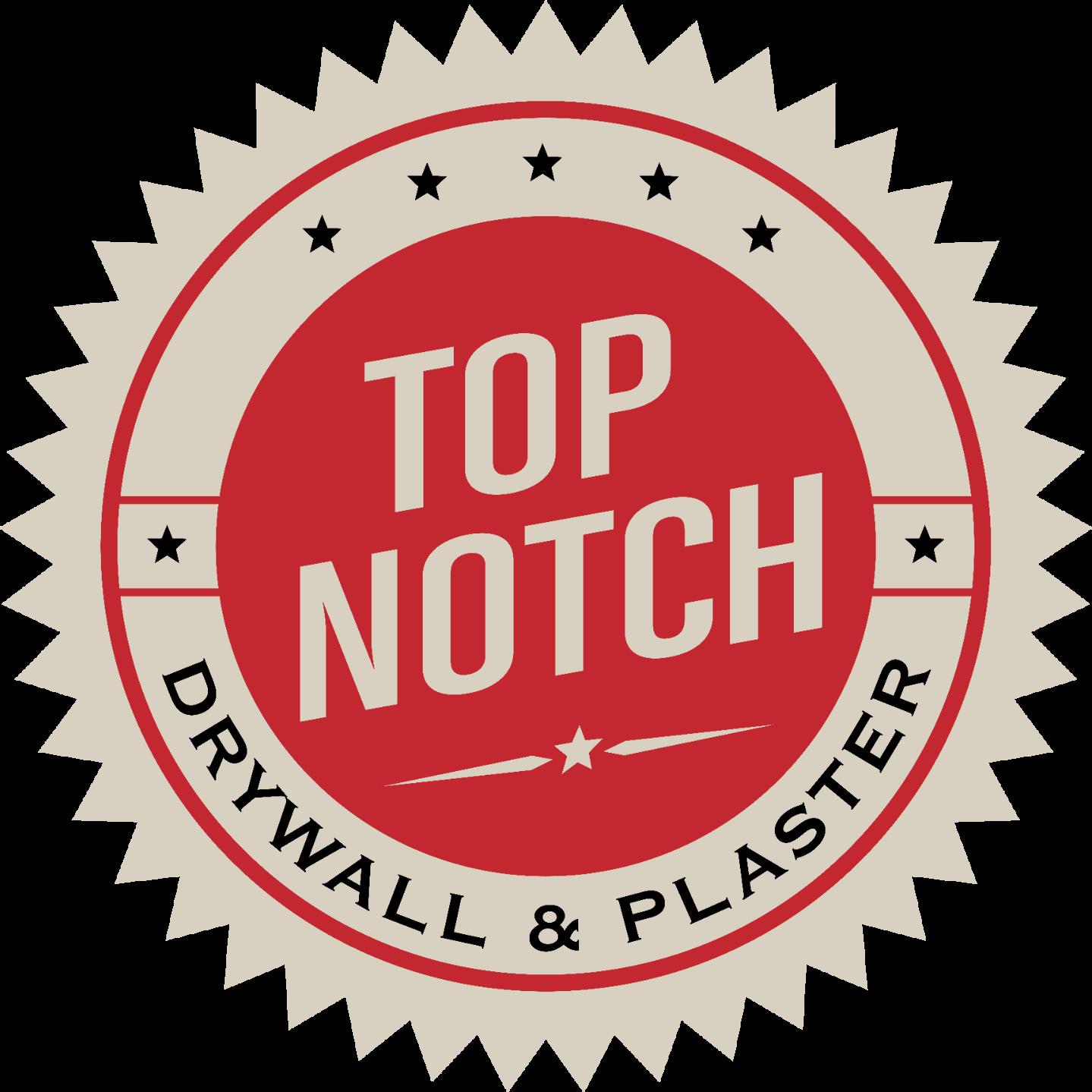 Top Notch Drywall & Plaster logo