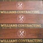 Williams Contracting logo