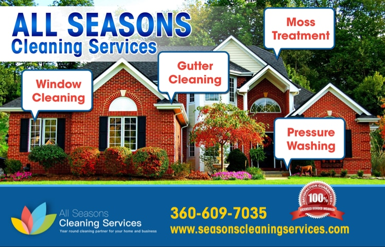 All Seasons Cleaning Services LLC logo