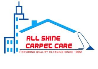 All Shine Carpet Care logo