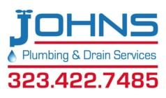 John's Plumbing Company  logo