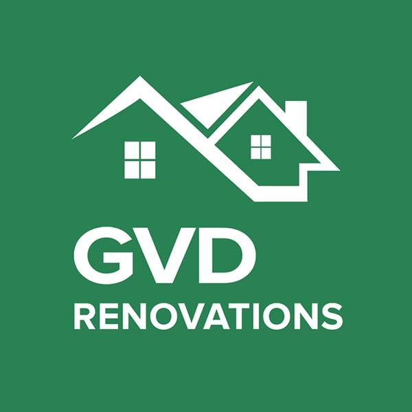 GVD Renovations logo