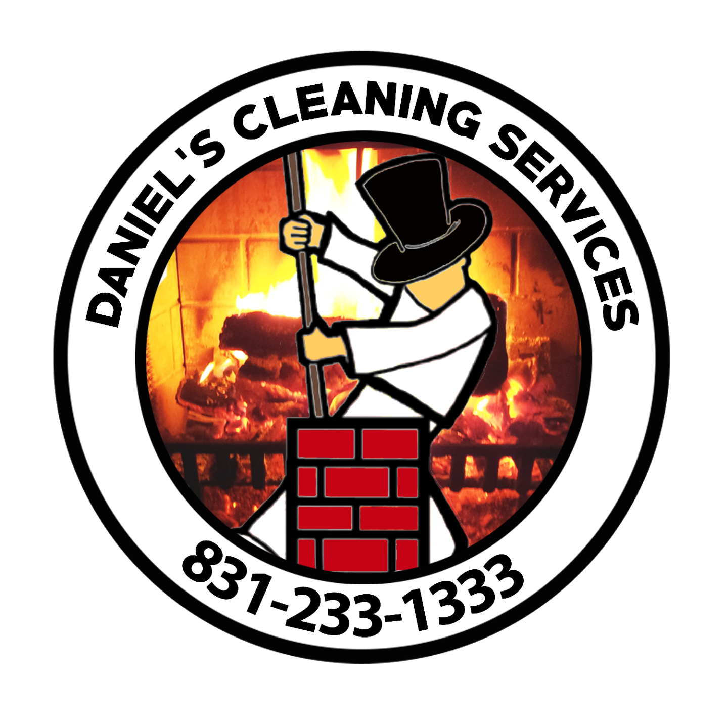 Daniels Cleaning Services logo