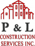 P&L Construction Services Inc. logo