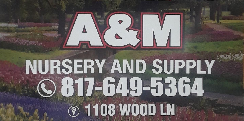 A&M Landscaping - Armando Alvarez logo