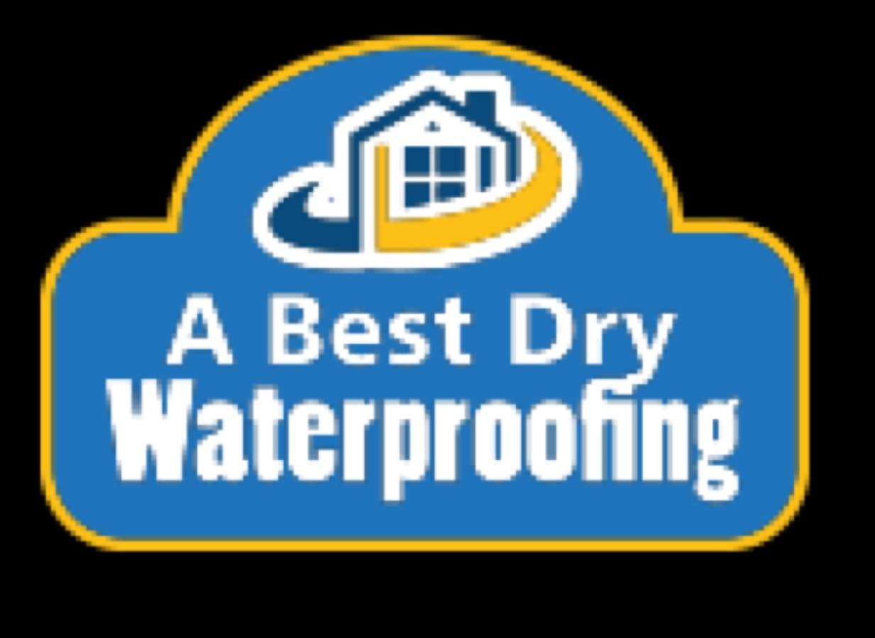 A best dry waterproofing logo