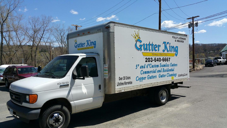Gutter King LLC logo