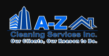 A-Z Cleaning Services logo