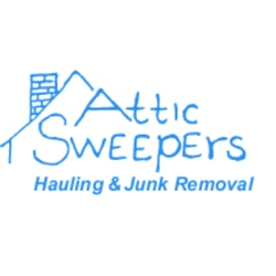 Attic Sweepers Hauling logo