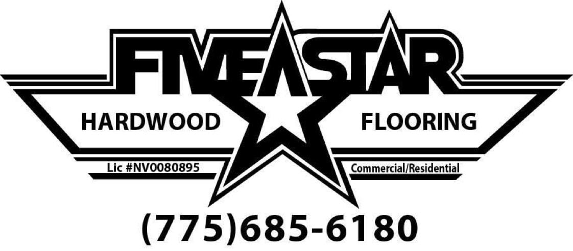 Five Star Hardwood Flooring logo
