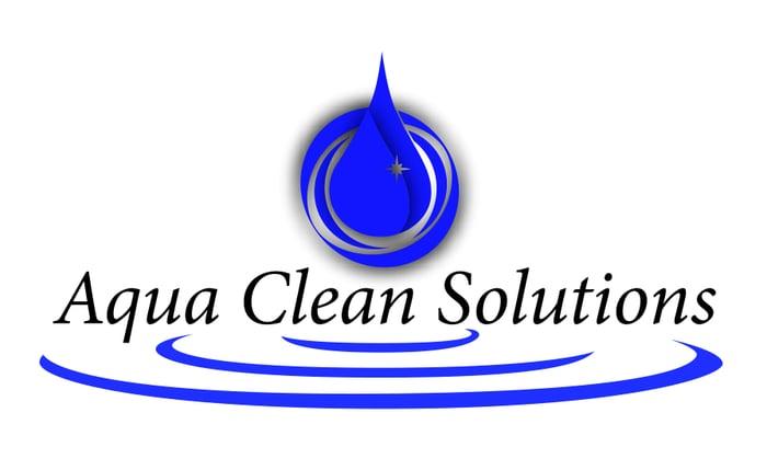 Aqua Clean Solutions Inc. Roof / Exterior Cleaning logo