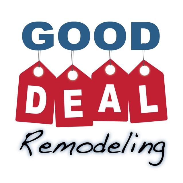 Good Deal Remodeling logo