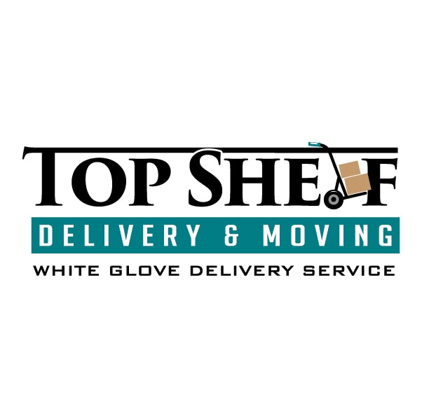 Top Shelf Delivery and Moving logo