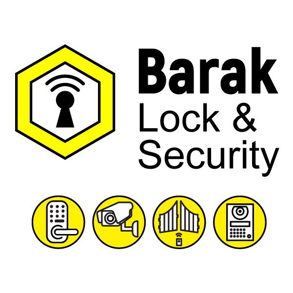 Barak Lock & Security logo