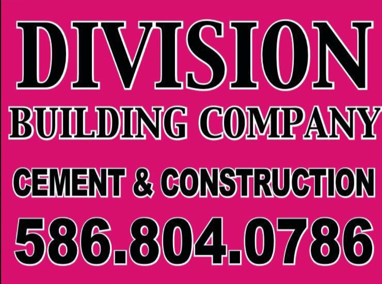 Division Building Company logo