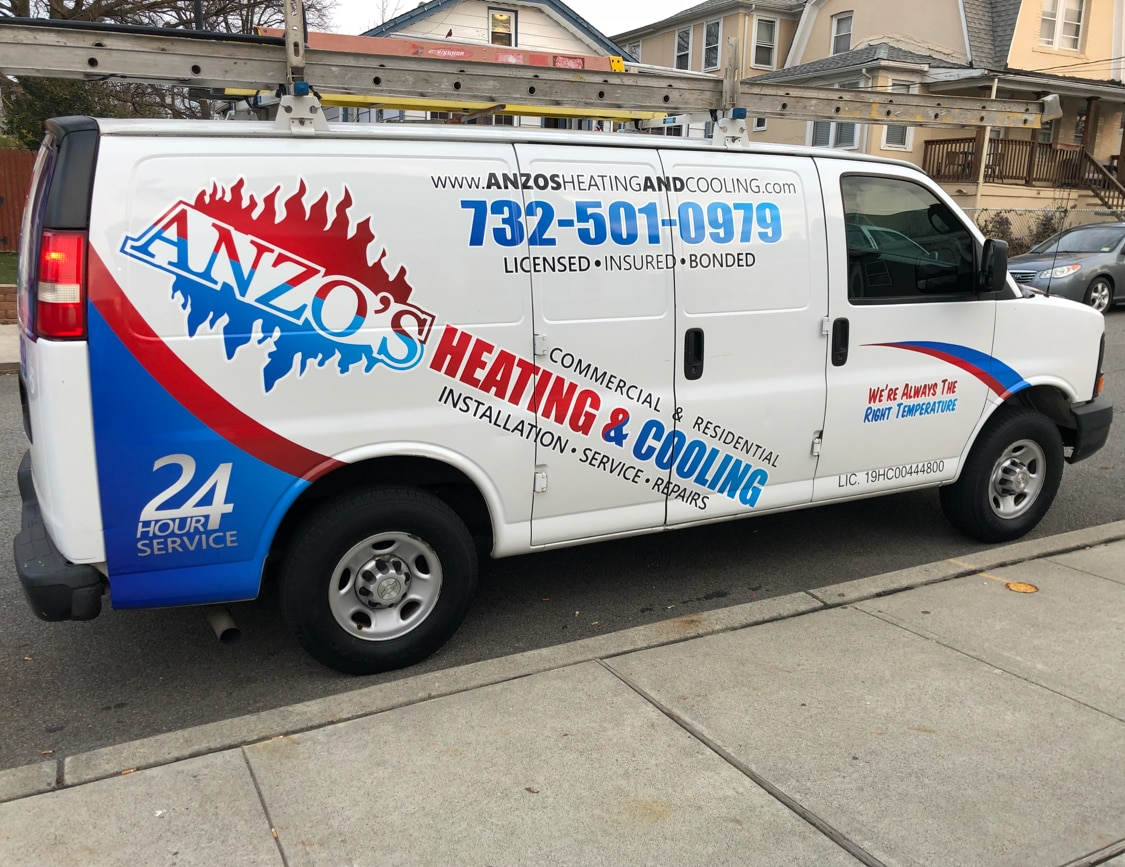 Anzo's Heating & Cooling LLC logo