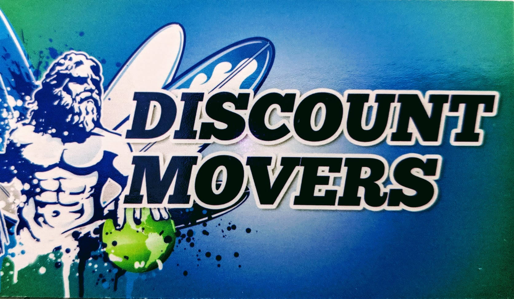 DISCOUNT MOVERS logo