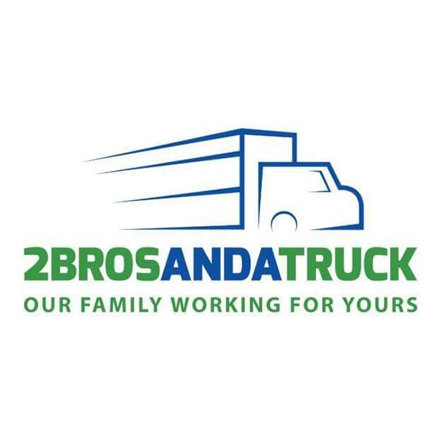2 Bros and a Truck logo