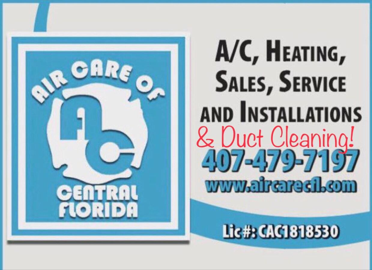Air Care of Central Florida, LLC logo