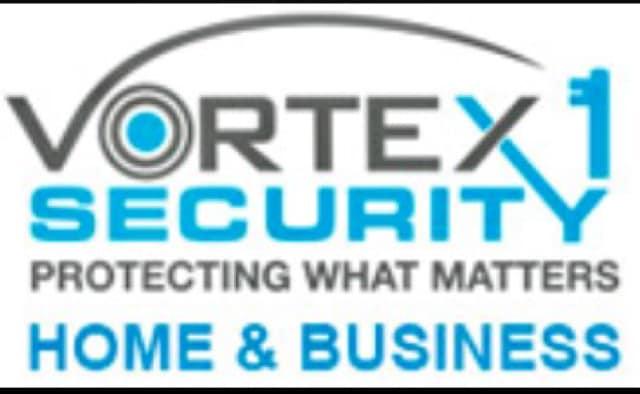 Vortex Security & Automation logo