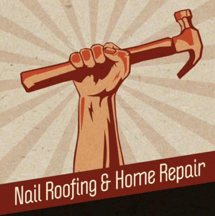 Nail Roofing & Home Repair logo
