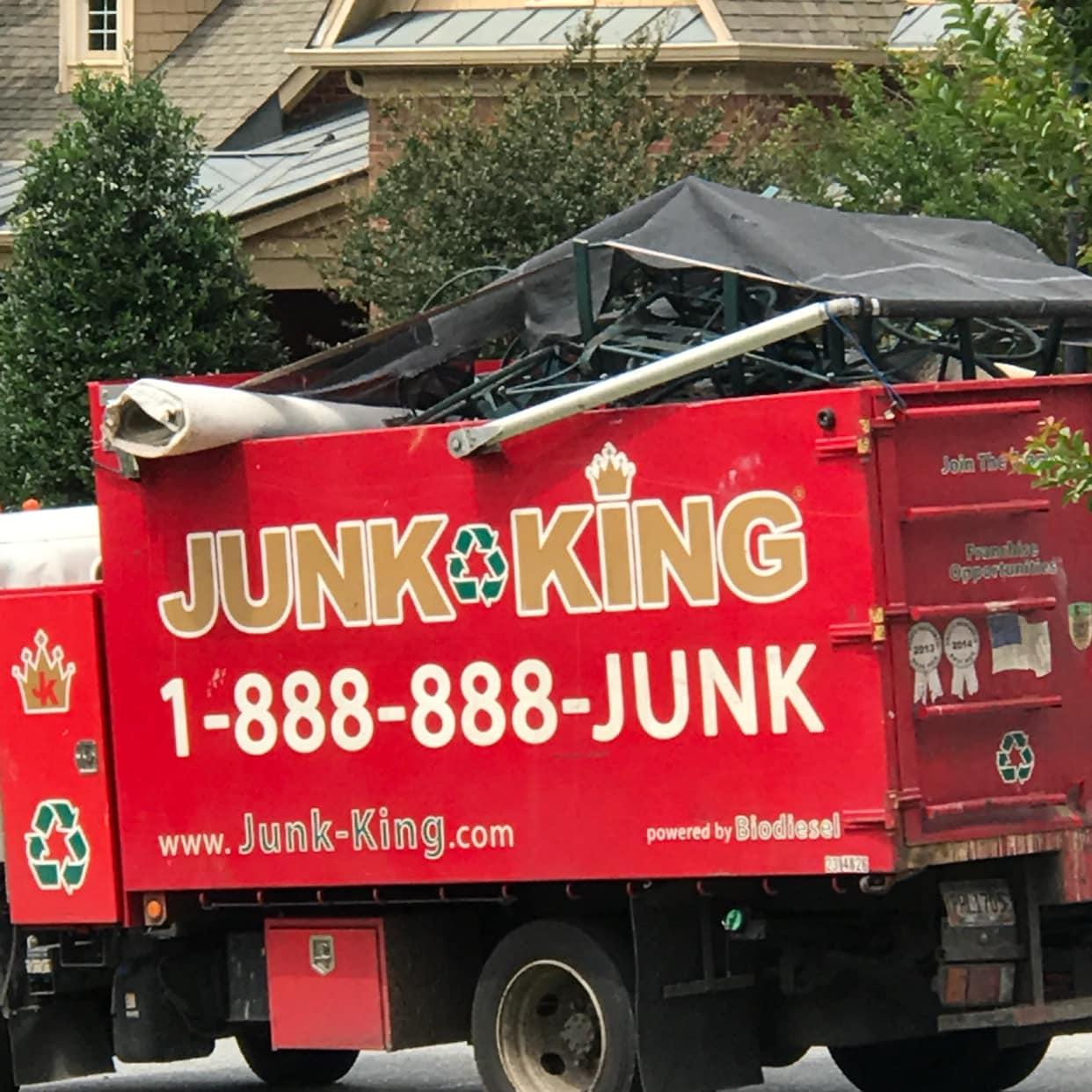 Junk King Atlanta North logo
