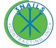 3 Nails Contracting Inc logo