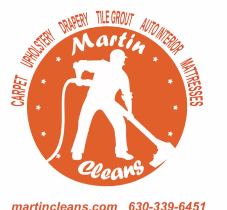 Martin Cleans logo