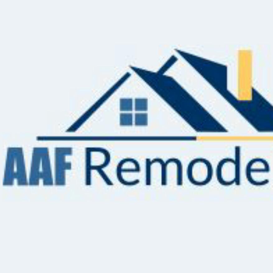 AAF Remodeling logo