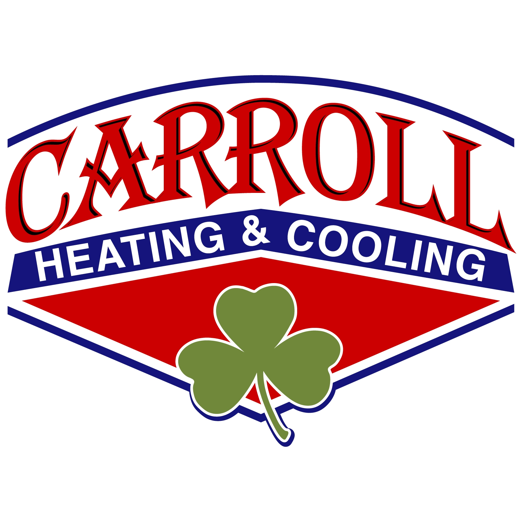 John Carroll HEATING & COOLING logo