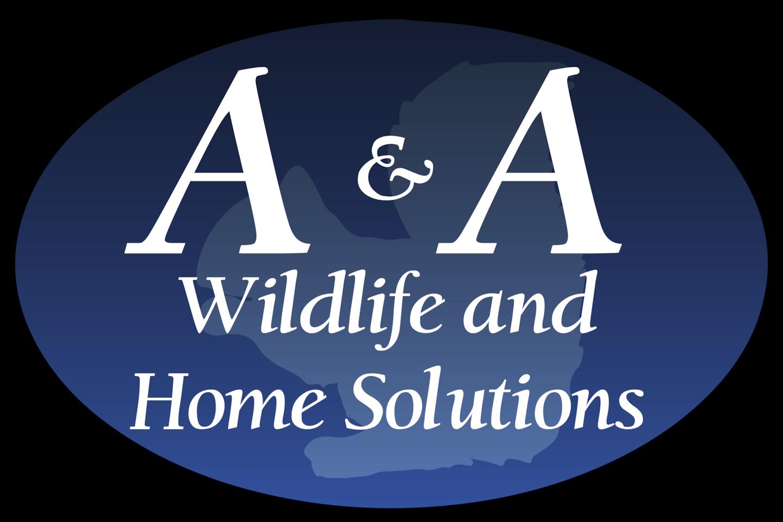 A&A Wildlife & Home Solutions logo