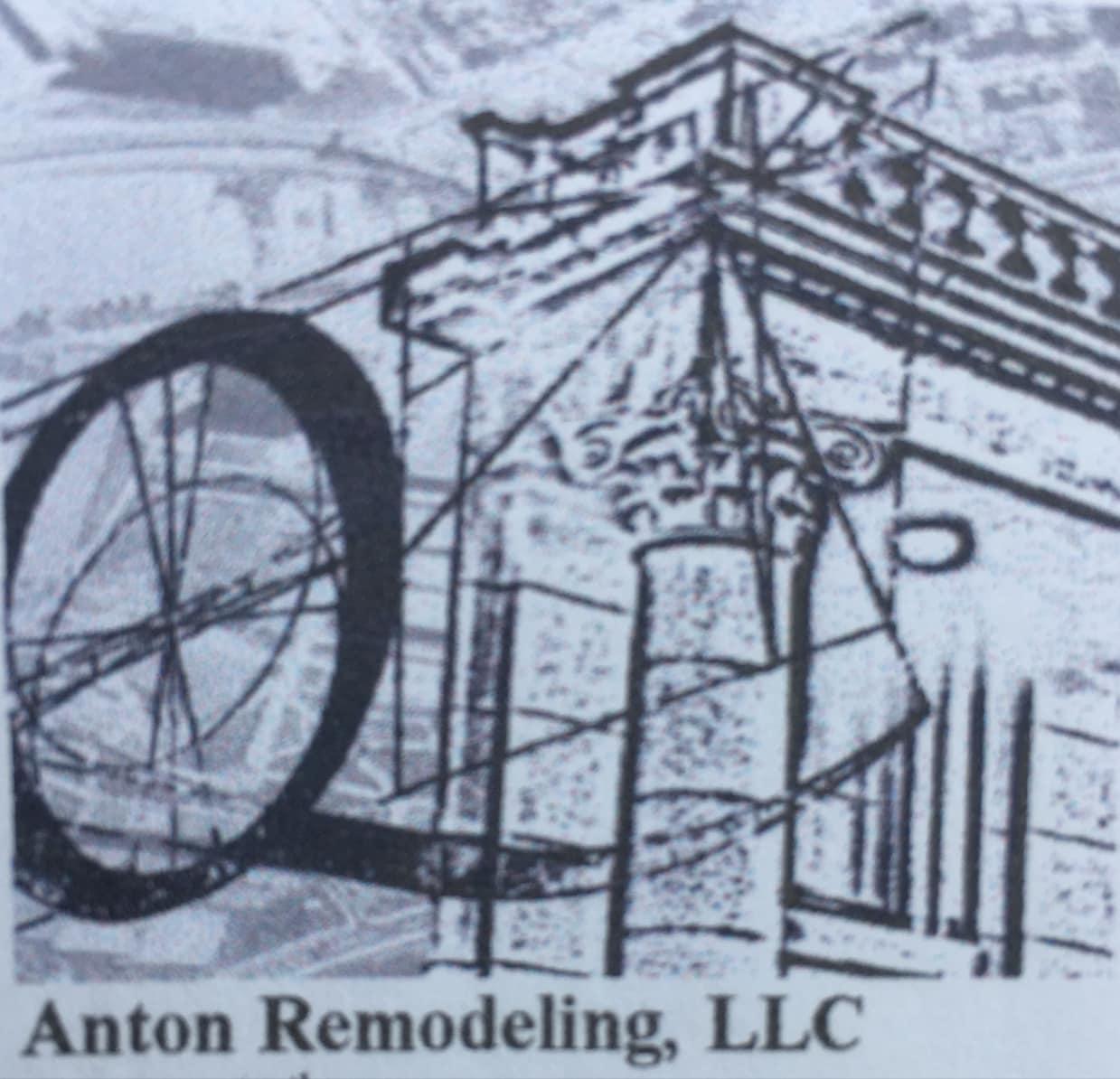 Anton Remodeling logo