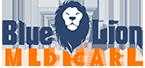 Blue Lion Medicare logo