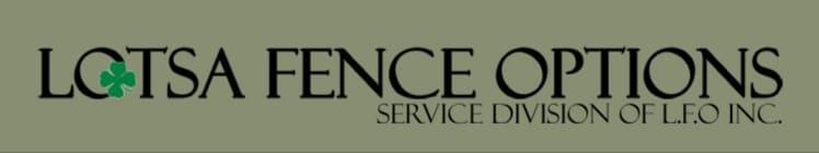 Lotsa Fence Options logo