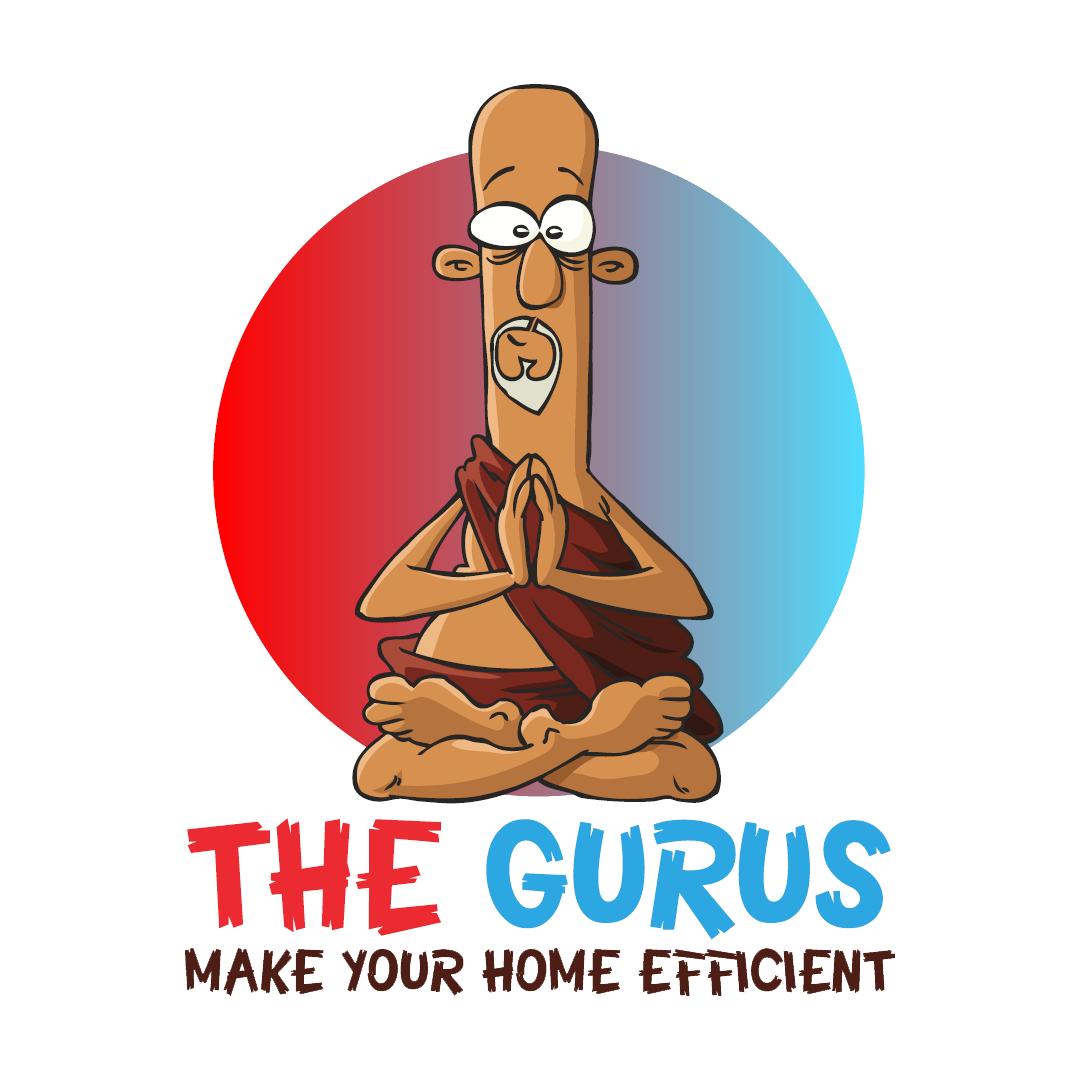 HVAC Gurus logo