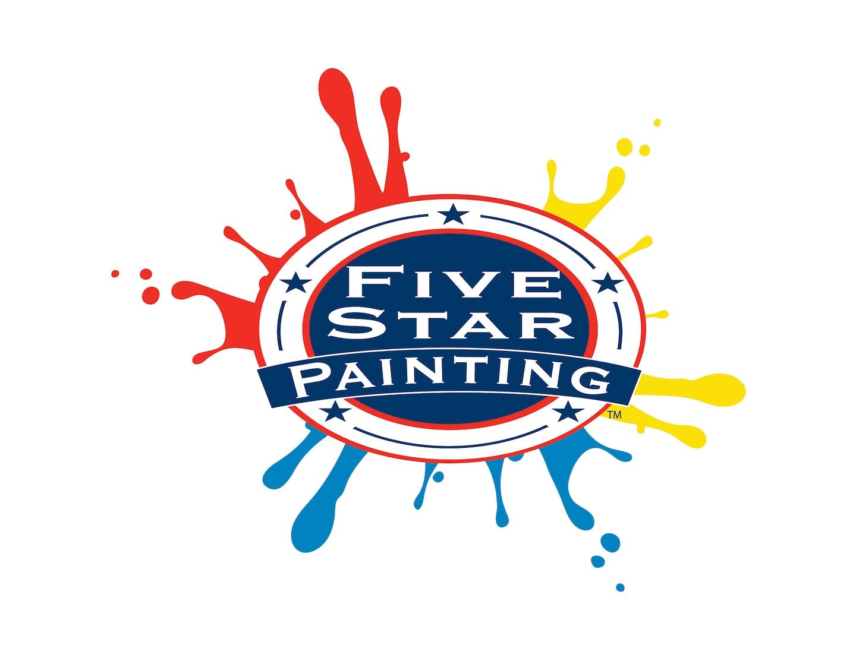 Five Star Painting of Denver logo