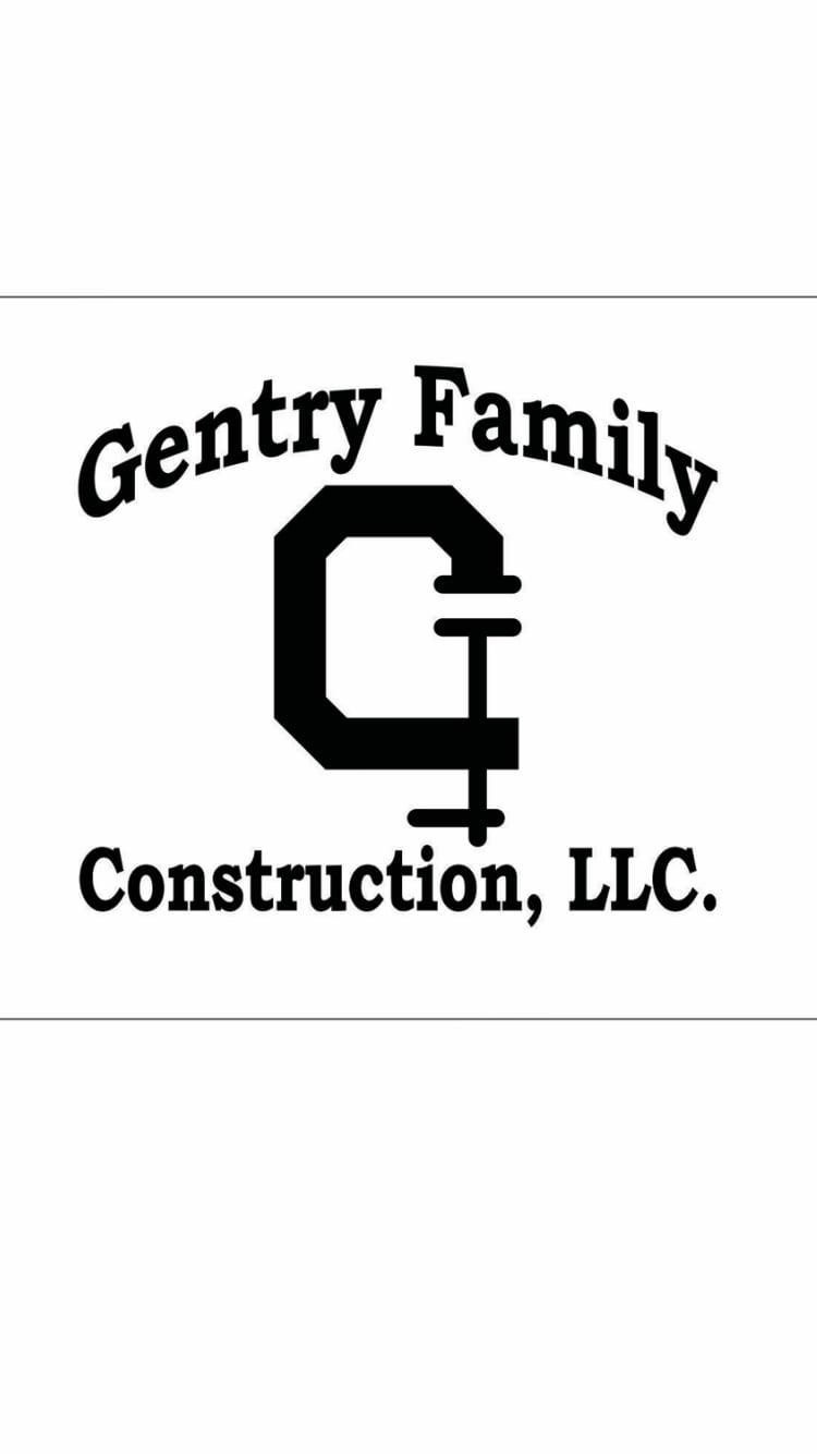 Gentry Family Construction LLC logo