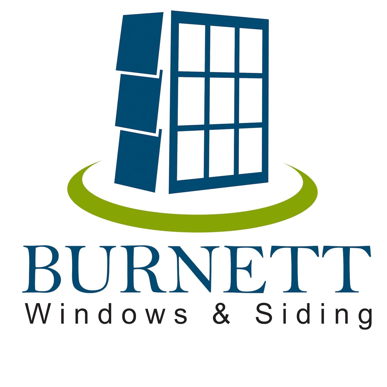 Burnett Windows & Siding logo