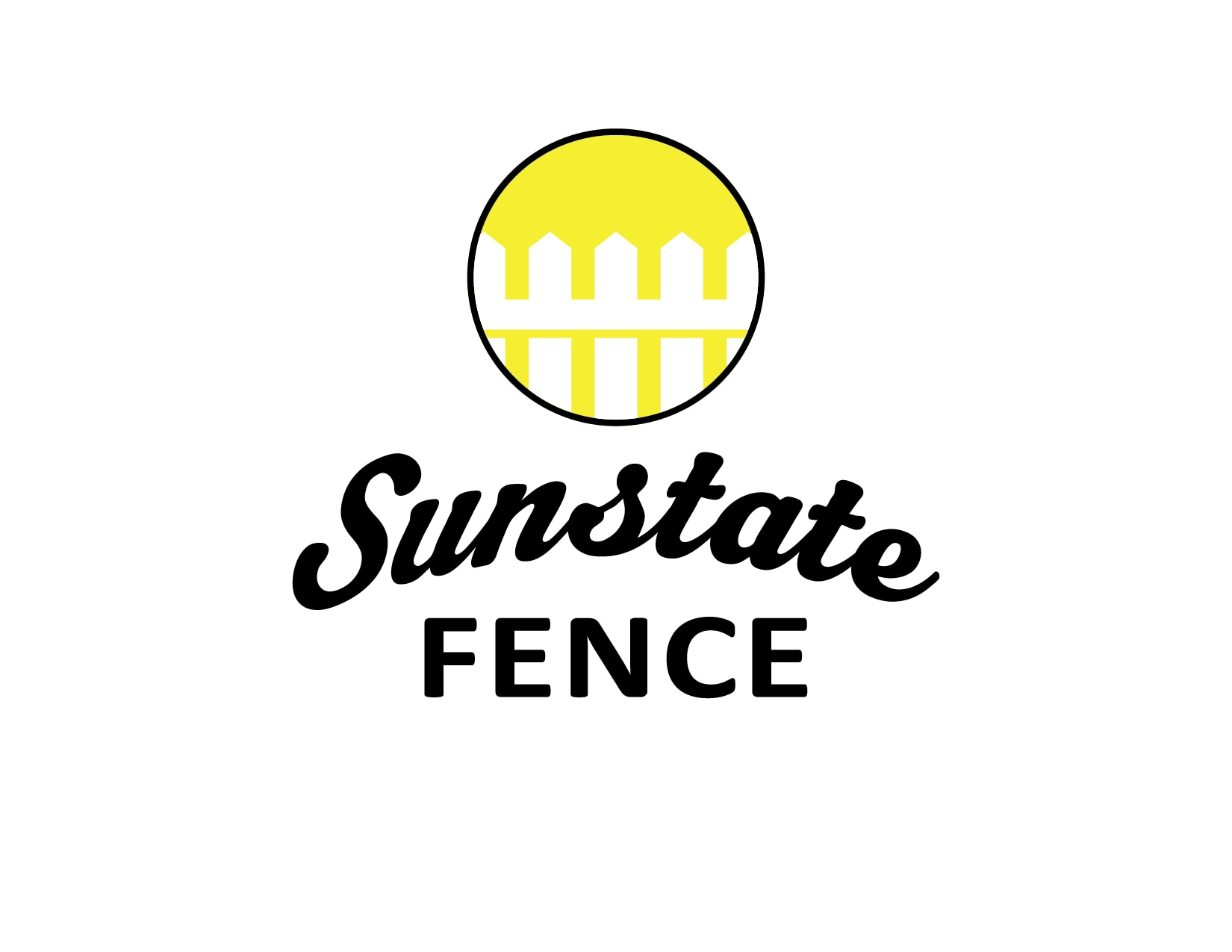 Sunstate Fence and Gate logo