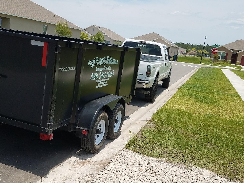 Fugit Property Maintenance logo