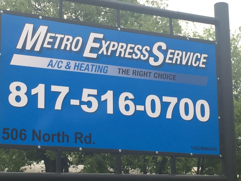 Metro Express Service logo