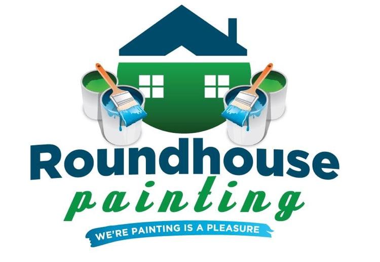 Roundhouse painting Llc logo
