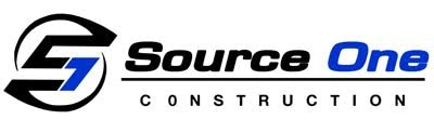 Source One Construction logo
