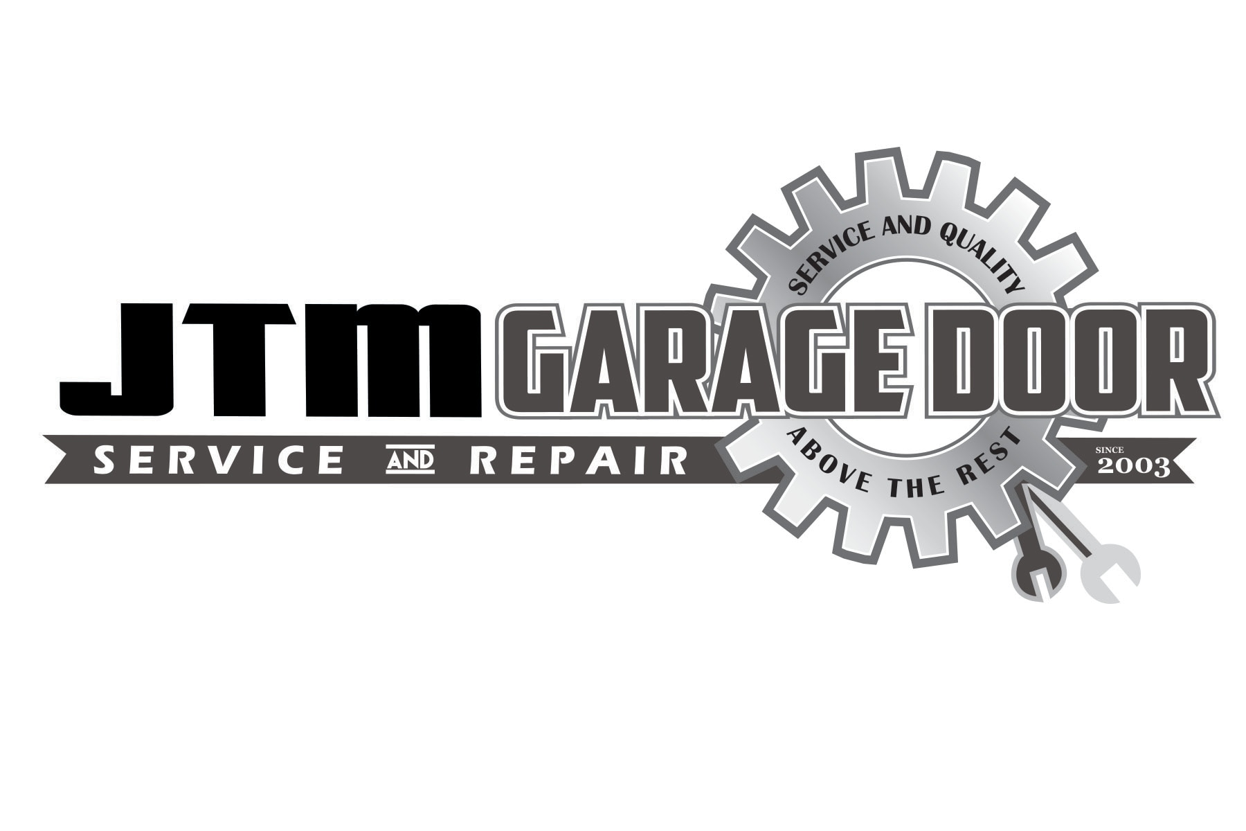 J T M Garage Door Service LLC logo