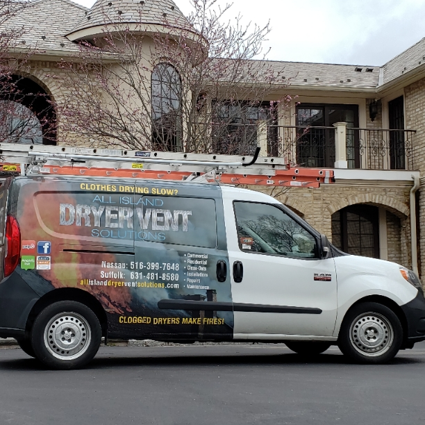 All Island Dryer Vent Solutions logo